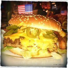 Chili Cheese Burger @ Diner Road  #cheeseburger #Cheese #Burger #foodstagram  #foodblog