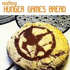 Hunger Games Bread.  I did this last year when the Hunger Games came out.  My family and friends thought it was great! X