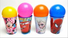 Ball Pit Party Cups for Kids