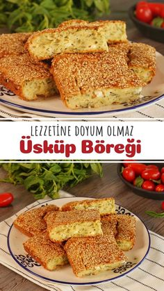 Pasta Recipes, Cake Recipes, Cooking Recipes, Phyllo Dough, Turkish Recipes, Fun Desserts, Good Food, Food And Drink, Breakfast
