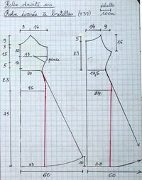Strapless, straight or flared dress - La Coil - .- Trägerloses, gerades oder ausgestelltes Kleid – La Coil – … Strapless, straight or flared dress – La Coil – - Barbie Clothes, Sewing Clothes, Diy Clothes, Sewing Hacks, Sewing Tutorials, Sewing Projects, Sewing Tips, Free Sewing, Dress Sewing Patterns