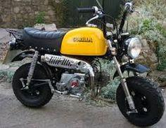 honda gorilla mini motos pinterest motorr der. Black Bedroom Furniture Sets. Home Design Ideas