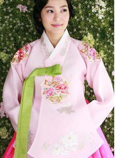 Hanbok...traditional korean dress