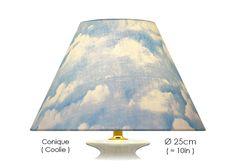 Nuages Lighting, Home Decor, Clouds, Fabric, Light Fixtures, Lights, Interior Design, Home Interior Design, Lightning