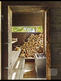 Scandinavian Sauna Culture — UP KNÖRTH - Scandinavian Sauna Culture — UP KNÖRTH NuBuiten inpiratie // We love scandinavian sauna culture! Haal nu je eigen sauna in huis nubuiten. Design Sauna, Design Design, Interior Design, Scandinavian Saunas, Scandinavian Cottage, Sauna A Vapor, Sauna Hammam, Piscina Spa, Sauna House
