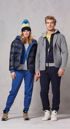 Comfortable and good-looking need not be mutually exclusive outfit descriptors.