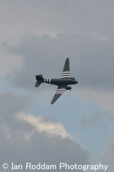 Douglas DC3 Dakota of the Battle of Britain Memorial Flight.