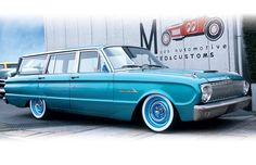 Ford Falcon | 1962 Falcon Station Wagon Ford Falcon, Muscle Cars, Mercury Cars, Ford Lincoln Mercury, Sprint Cars, New Trucks, Car Ford, Station Wagon, Old Cars