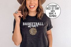 Custom Basketball Shirt, Basketball Shirt, Basketball Mama Shirt, Game Day Vibes Shirt, Game Day, Basketball Mama Shirt Plus Size