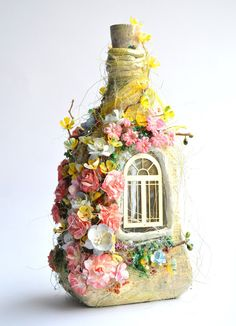 ??????? ??????: ??????? ?????. Italian Mood with Antonietta Varallo (Decorated Bottle House)