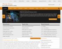 Starcad WordPress theme
