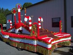 children's parade float