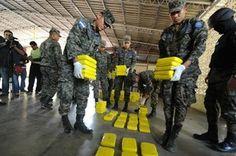 De coca 237 na incautada en la mosquit 237 a en tegucigalpa el 23 de abril