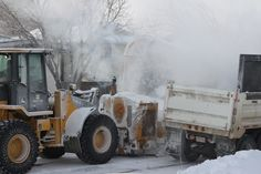 by Colin Smith  A major snowstorm like the one that hit the Morinville last week makes a mess of the roads and streets. It also generates complaints like the one received by the Morinville News f...