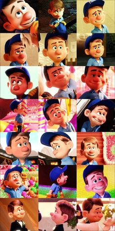 Wreck-It Ralph ~ Fix-It Felix Jr