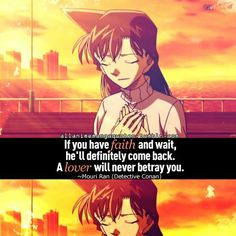 Ran Mouri - Detective Conan ❤