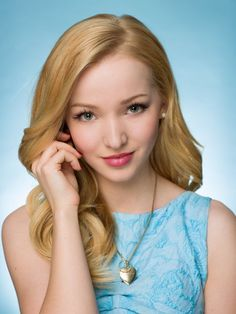 "Dove Cameron (19) is an actress and singer known for her role on Disney's ""Liv & Maddie."" Dove chooses to see the good in everybody and constantly reminds her Dovelies how much she loves them. Her loving nature is inspiring and I'm proud to say I've been a Dovely for almost a year! <3:"