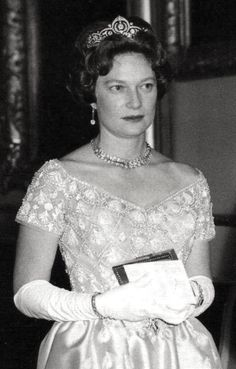 H.R.H. Grand Duchess Josephine Charlotte of Luxembourg, née Princess of Belgium  (1923-1995)