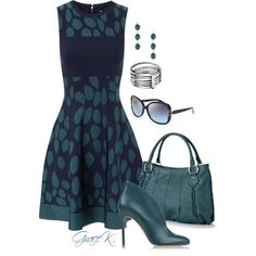 A fashion look from August 2014 featuring Issa dresses, Gianvito Rossi ankle booties y Buxton tote bags. Browse and shop related looks.