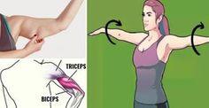 Od doby, čo som vyskúšala tento cvik, moje ruky už nikdy neboli ochabnuté a svalstvo sa mi úplne spevnilo. 10 minút cvičenia každý deň, vďaka ktorým sa cítim . | Báječné Ženy
