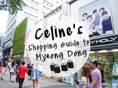 Follow these tips and enjoy a fantastic shopping spree in Myeongdong, Seoul.