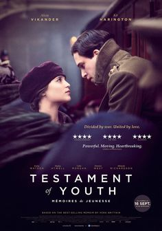 f05fe8d0e2a2c Feb 2015 - Testament of Youth (Original Motion Picture Soundtrack) Max  Richter, Released by Milan Entertainment No More Fear Prelude Lo.