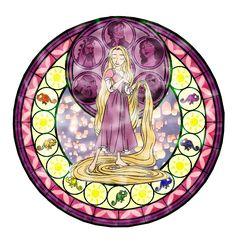 disney-princess-stained-art - Recherche Google