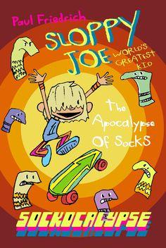 Sloppy Joe, Apocalypse, Comic Books, Comics, Cover, Kids, Young Children, Boys, Children