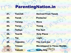 10 Best Hindu Boy Baby Names With Meaning Images Names