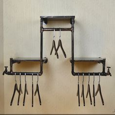 Cheap rack tag, Buy Quality rack store directly from China rack clothes Suppliers:         American Country-style Retro Industrial Pipes Iron Glove Display Shelves Creative Personality Coat Racks for Clo