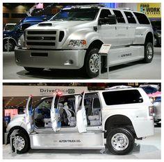 Dually Trucks, Big Rig Trucks, Diesel Trucks, Lifted Trucks, Cool Trucks, Pickup Trucks, Ford F650, Armored Truck, Custom Vans