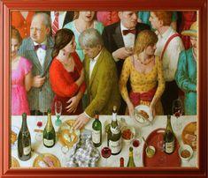 Kenne Paintings - fijnschilderKenne Grégoire