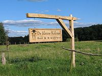 A slice of heaven - B stay in Haarle, NL (rural eastern edge of NL)