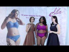Inside Elila's CURVENY Booth | The Lingerie Journal