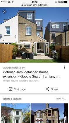 Loft Conversion Extension, Dormer Loft Conversion, Loft Conversions, Loft Conversion Victorian Semi, Semi Detached, Detached House, Loft Dormer, Victorian Terrace House, Side Return