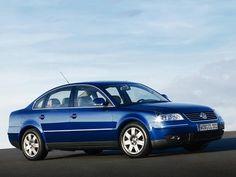 Volkswagen Passat Sedan (2000 – 2005).