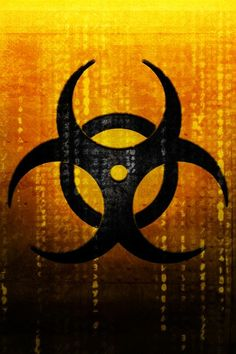 Gold Textured Wallpaper, Hazard Symbol, Wattpad Book Covers, Witch Herbs, Metal Background, Call Of Duty Black, Marvel Wallpaper, Cybergoth, Animal Logo