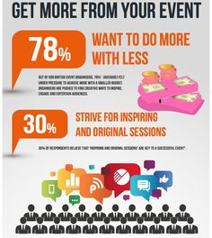 Get more from your event