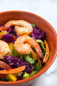 Forget the traditional mandarin orange salad — thisChopped Asian Salad is bursting with flavor in every bite and protein-packed with edamame and sweet chili glazed shrimp. Before we get to today's recipe, can we talk about how crazy the weather was this weekend? I don't know about you, but when I woke up Saturday morning...Read More »