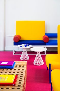 bright decor inspiration