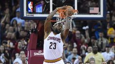 The NBA Finals needed some intrigue and the Cleveland Cavaliers have given it to us with a win over the Golden State Warriors in Game 3 Warriors Vs, Golden State Warriors, Nba Finals Game, Basketball News, Usa Today Sports, Game 3, World Of Sports, Sports Photos, Lebron James