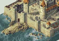 3D graphics that look like 2D pixel art