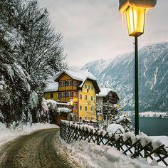HALLSTATT, AUSTRIA. #Hallstatt / #Austria ..