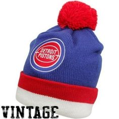 Detroit Pistons Mitchell & Ness Jersey Stripe Cuffed Knit Hat by Mitchell & Ness. Save 21 Off!. $18.97. Cotton yarn embroidered team logo. Premium knit cap. Team jersey striping pattern on cuff. 100% acrylic. Officially licensed. Protect your head and ears in the cold, blustery weather by wearing this stylish retro cuffed knit cap from Mitchell and Ness. It's made of 100% acrylic and features cotton yarn embroidered vintage team logo, team jersey striping pattern on cuff, and Mitchell a...