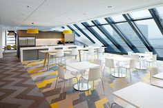 Aussie law firm Wotton + Kerney have an awesome new office by angela ferguson