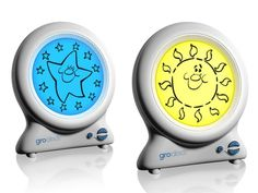 Tommee Tippee Groclock, Toddler and Children's OK to Wake Sleep Training Alarm Clock, Soft Grey, 2 Years >>> Learn more by visiting the image link. (This is an affiliate link) Le Dodo, Learn To Tell Time, Hatch Baby, Clock For Kids, Toddler Sleep, Child Sleep, Toddler Stuff, Thing 1, Sun And Stars