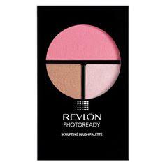 Photoready Sculpting Blush Palette Revlon - Blush na Época Cosméticos Perfumaria - Época Cosméticos