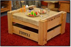 TopKids Mt. Maunganui dramatic play dinner table Crate Table, Dramatic Play, Beautiful Space, Primary School, Dinner Table, Childcare, 6 Years, Crates, Dinning Table