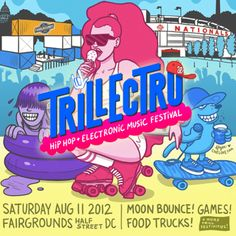 Trillectro moves to Merriweather Post Pavilion for its fourth and biggest year yet.