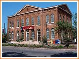 Visit the Savannah Visitor & Information Center at stop #1. Housed inside a historic Central of Georgia Railway Passenger Station, The Savannah Visitor's Center is the place to go to learn all about Georgia's first city.